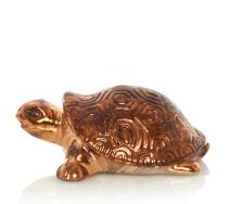 Bronze turtle ornament