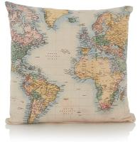 Map cushion