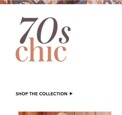 Discover the key to easy, breezy 70s chic at George.com, with suede bags, fringing, flares and capes.