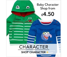 George Baby Character Shop