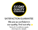 100 Day Quality Guarantee