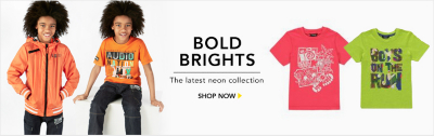 Latest Neon Collection - Bold Brights