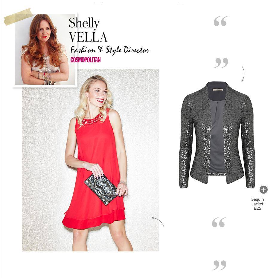 Shelly Vella picks her favourite George.com party outfits