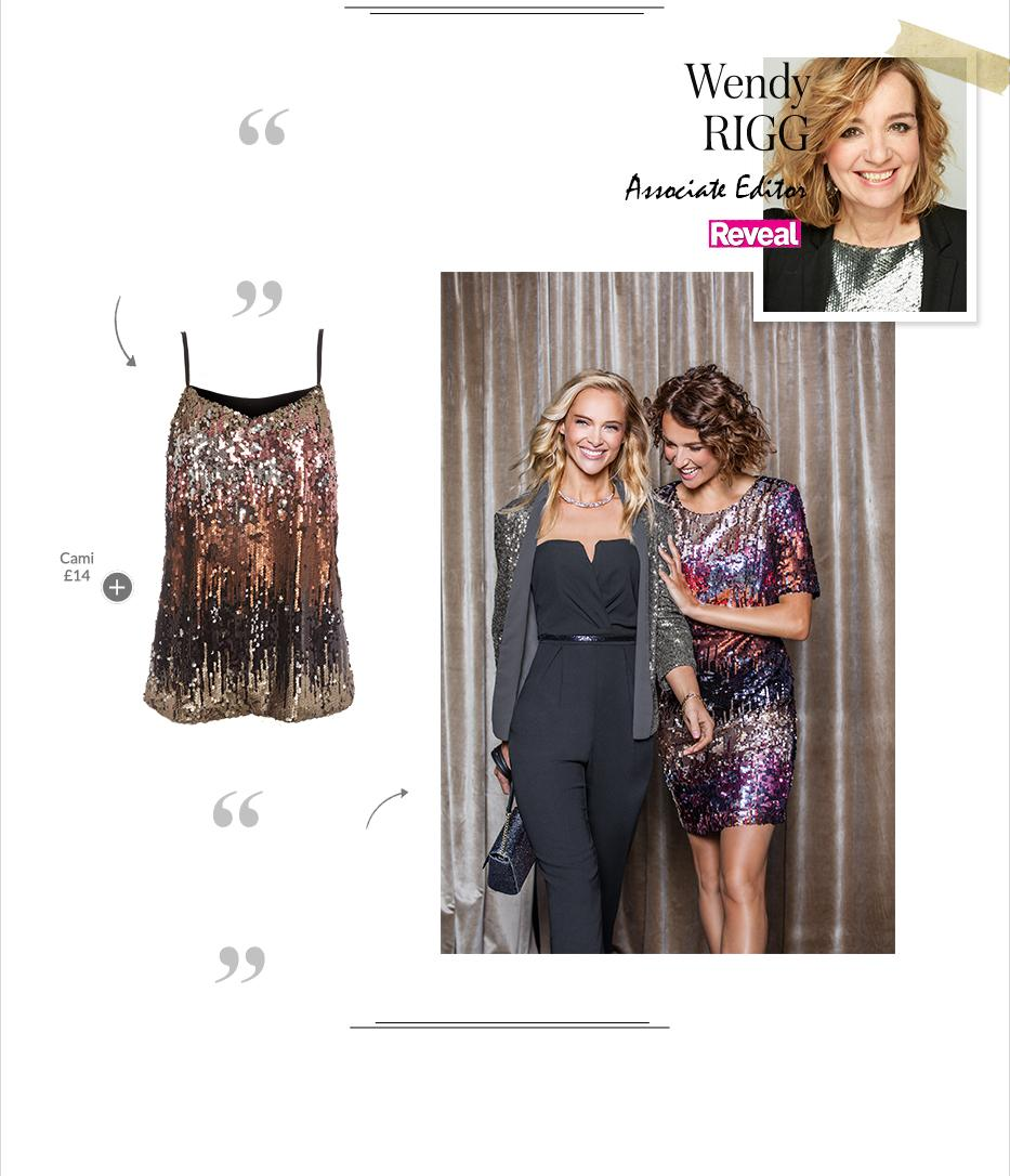Wendy Rigg  picks her favourite George.com party outfits