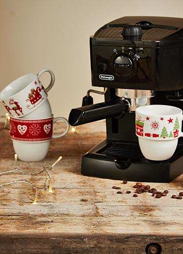 Brew up a great present with our range of coffee machines at George.com