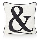 Go for a personal touch with a range of letter cushions at George.com