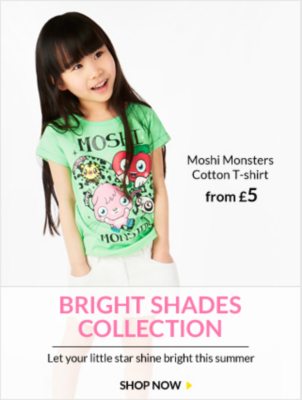 Bright Shades Collection