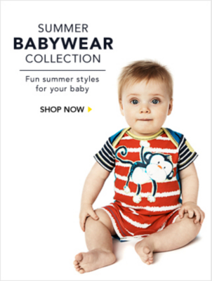 Summer Babywear Collection