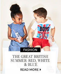 Discover the red white and blue trend for summer with George at ASDA