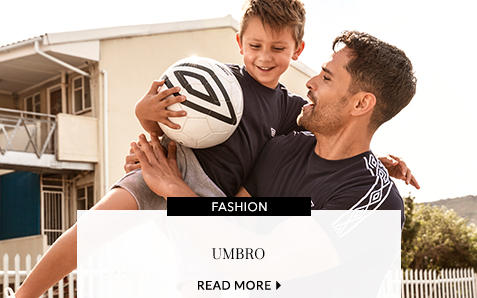 Get to know all about our exciting new collaboration with Umbro at George.com