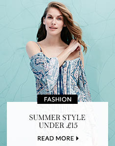 Look gorgeous for the summer with our smart styling tips at George.com