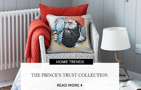 Take a unique look into the mind of our newest home accessories designer from The Princes Trust at George.com