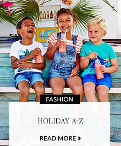 Tick off those essentials with our holiday checklist from A-Z at George.com