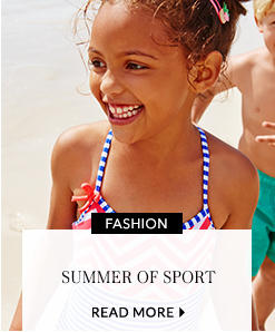 Make this season's summer of sport one to remember with our latest in fashion and home accessories at George.com