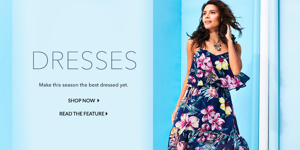 Shop women's dresses at George.com