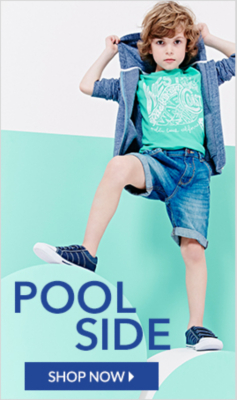 Find the perfect summer outfit for your little man