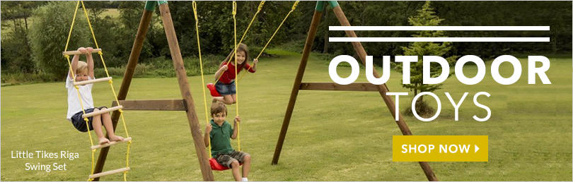 Keep the kids' outside this summer with our amazing range ofg outdoor toys