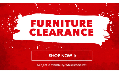 Furniture Clearance Sale