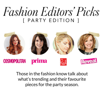Find out what party wear our magazine fashion editors have recommended at George.com