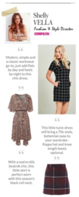 Discover Cosmopolitan's Shelley Vella's favourite items from George at Asda women's fashion now