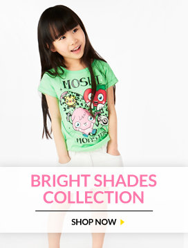 Girls Bright Shades