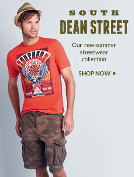 South Deans Streat - New Summer Collection