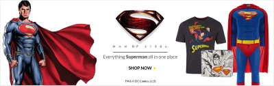 Superman Shop