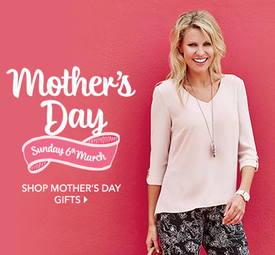Find the perfect Mother's Day gift at George.com