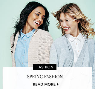 Step into spring with the newest women's knitwear now at George.com