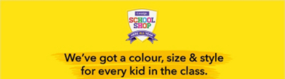 Find kids' school trousers, polo shirts, and much more with our amazing value uniform only from George at Asda