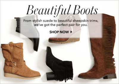 Take a walk through our fab boots range. There's a perfect pair waiting for you at George.com