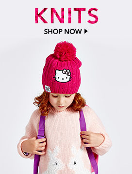 girls knitwear