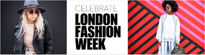 Celebrate London Fashion Week 2015 with George.com