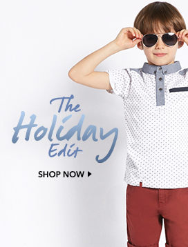boys holiday shop