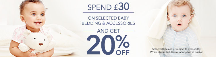 Find a great range of offers at the George.com baby event