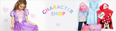 Girls character shop