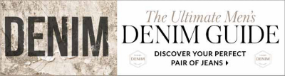 The Ultimate Men's Denim Guide at George.com