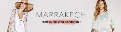 Shop the marrakech fashion trend from George.com