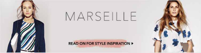 Shop the marseille fashion trend from George.com
