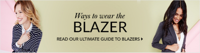 Buy a range of stylish blazers from George.com