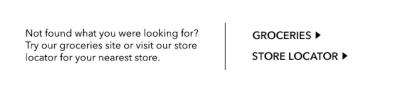 groceries - store locator