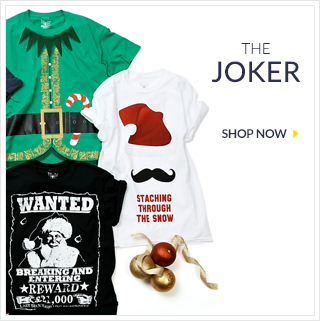 Christmas novelty clothing