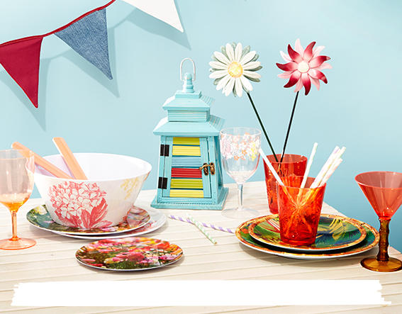 Find your garden party essentials at George.com