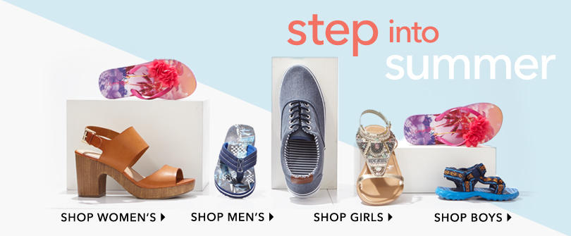 Shop the family footwear range at George.com