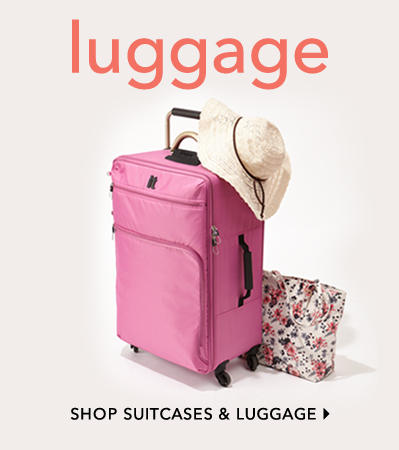 Browse a selection of stylish luggage at George.com