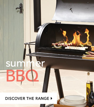 Turn up the heat with our range of BBQ's George.com