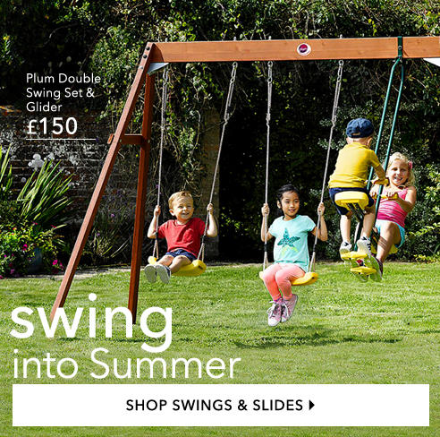 Shop swings and slides at George.com