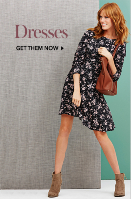 Buy stylish and affordable winter dresses at George.com