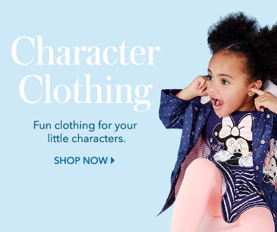 Find their favourite character clothing, from superheroes to Marvel, now from George at Asda