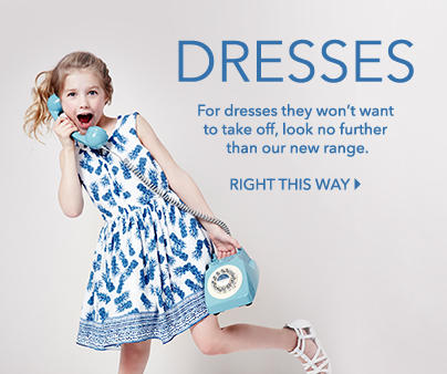 Shop girls' dresses and outfits at George.com
